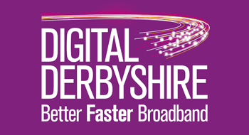 DIGITAL DERBYSHIRE LOGO CAROUSEL